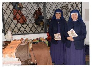 Gottesdienst zum Weltmissionssonntag - Besuch von den Schwestern aus Peru
