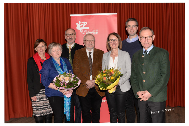 Jubiläum und neue Leitung im Katholischen Bildungswerk Berndorf