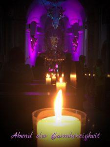 Abend der Barmherzigkeit @ in der Pfarrkirche Obertrum