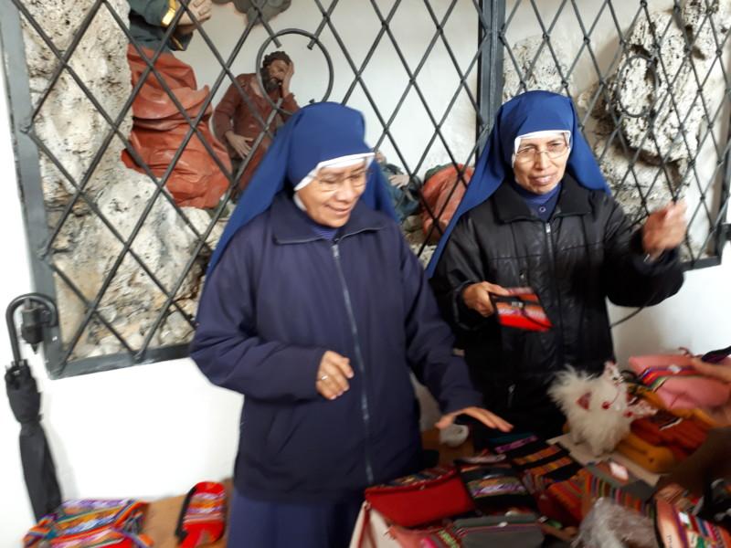 Weltmissionssonntag – 20.10.2019 – Unterstützung für die Schwestern aus Peru