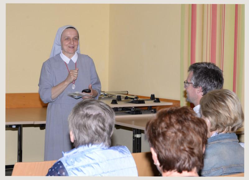 Besuch der Missionsschwestern aus Maria Sorg