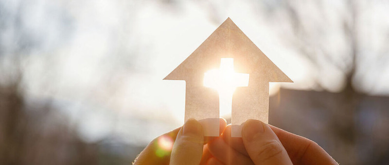 """""""Trotzdem nah"""" – Kirche bei dir zu Hause"""